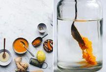 Detox/having a cold tea