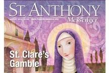 St. Clare of Assisi / Beautiful and inspiring images of this beloved saint!