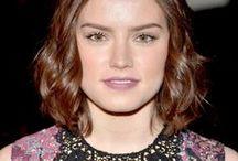 *≈* Daisy Ridley Star Chic *≈* / by Heidi Vizuete