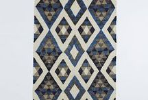 Rugs / by Rebecca Thorman