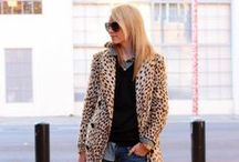 Rawr... animal print clothing! / I have a little obsession with animal print, especially of the leopard variety. Here's a collection of my favorite animal print pieces.