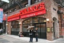 NYC Restaurants / by Lyndsey Miller Burton