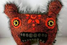 Little Critter Plush / Stuff that I make  www.littlecritters00.etsy.com