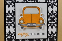 Cards - PTI - Enjoy the Ride / by Christine DePol