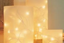 DIY Lights / by Angela Folk