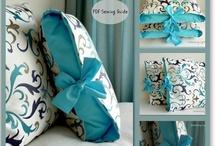 DIY Pillows / by Angela Folk