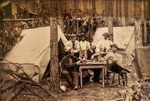 American Civil War Photos, Flags and Maps / by Mark Jones