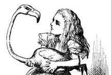 Alice In Wonderland / by Belle Etoile