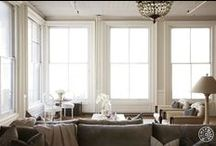 Rowhouse Inspiration / by Rebecca Healy