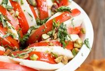 Salads.Sides.Soups. ♨ / Soups, salads, breads, sides, and the like. / by ★SkinniGene★