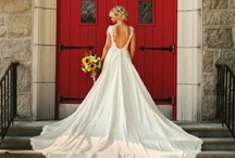 Wedding ideas / by Vanessa Evigan