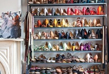 SHOES SHOES SHOES! / by Vanessa Evigan