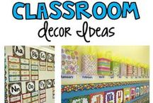 Classroom Decor/Supplies