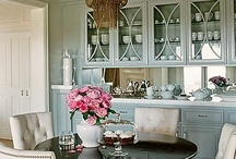 Dining Spaces / by Lyndsey Miller Burton
