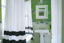 Bathrooms / by Lyndsey Miller Burton