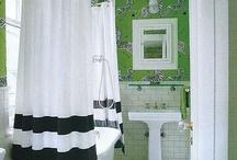 Bathrooms / by Lyndsey Miller Burton