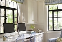 Office/Study / by Lyndsey Miller Burton