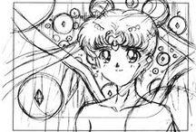 Sailor Moon / by Belle Etoile