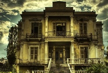 I have a thing for old, abandoned buildings...
