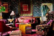 Interiors / by The Enchanted Muse