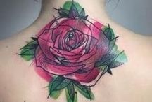 Tattoos for girls (and some for the fellas) / Some tattoo inspiration for dreams and future plans.