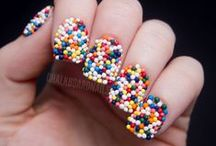 Manicures, Nail Polish, and more / Great nail polish colors, nail designs, manicures, etc..