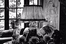 COMTE D'ORNANO'S PARIS HOUSE / by Vincent Hornoy