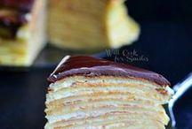 desserts / by Bonnie DuBois