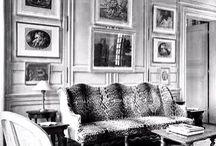 PIERRE BERGÉ'S HOUSE IN PARIS / by Vincent Hornoy