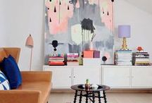 Mom's DC Apartment / by Rebecca Healy