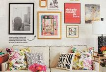Home Decor  / by Caitlin Nicholle