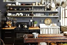 Kitchen: heart of my home / by Holly Keller