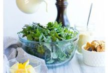 Suddenly Salad / Salad and salad dressing recipes to perfectly complement any meal!