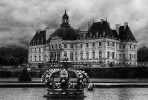 VAUX LE VICOMTE / by Vincent Hornoy