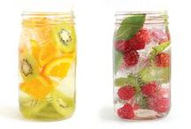 Healthy drinks/food, recipes