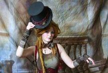 steampunk / by Debra Scheibelhut