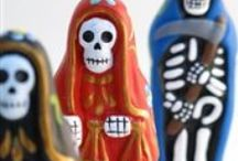 Day of the Dead / Halloween decorations | Handcrafted products from around the world • recognised Fair Trade certification • gift ideas • ethnic • organic • handmade • Shop now ★ lamafairtrade.co.uk
