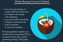 Inbound Marketing 101 / Learn the power of inbound marketing with these helpful graphics that give an overview of an emerging channel in marketing. Traditional advertising and outbound tactics tend to yield relatively high acquisition costs, which is why many companies are turning to the Internet. Inbound marketing is made up of various tactics, such as search engine optimization, media buying, social media, content marketing, and email.