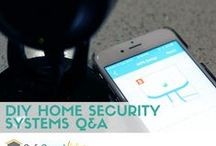 Home Security (Tech & Tips) / Is your home safe from burglars, fires and CO2? Don't risk losing your home and all your prized possessions. Home security systems are easier to install than ever before and can be controlled and watched right from your smartphone. You can monitor your own home to keep an eye on things while away.