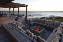 Dream home inspiration / Interiors & exteriors  / by Shelley Randles