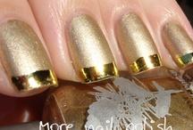 Nails / by JenevaGriffin AStitchAboveTheRest