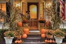 I LOVE fall / by Kristen Eidman Stokes