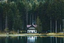 Cabin/Lake House