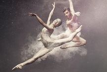 """Ballet / """"You dance so much better than the Doctor"""" ~James Goss, Doctor Who: Dead of Winter"""