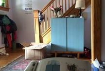 Room files: Foyers, Halls, Stairs / by Chicago Mama