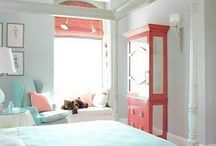 Rooms / Rooms for thought.  Decorate and recreate rooms / by Gail Callahan