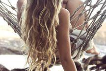 hair / by Molly Senour