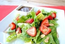 Salads & sauces / by Kristen Eidman Stokes