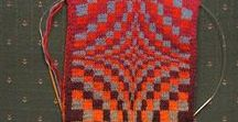 Techniques (knit, crochet, fiber arts) / A collection of handy techniques for knitting, crochet, and other fiber arts.