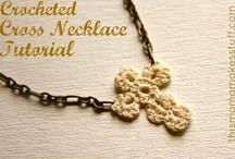 Crochet-Jewelry / by JenevaGriffin AStitchAboveTheRest